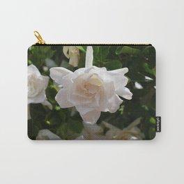 Florida Gardenia Carry-All Pouch
