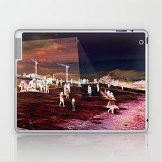 abstract architecture Laptop & iPad Skin