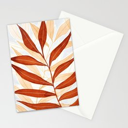 Kelp - Terracotta Stationery Cards