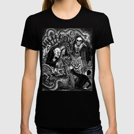 Fear Is The Devil T-shirt