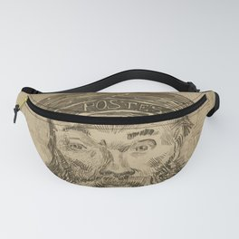 Portrait of Joseph Roulin 2 Fanny Pack