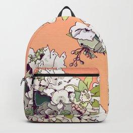 Geisha Under the Sun Backpack