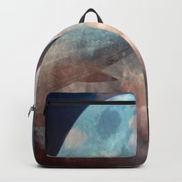 The bright side of the Moon Backpack