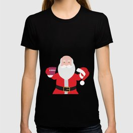 Have a A delightful cup of Christmas with Santa Claus T-shirt