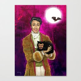 Vampstyle! (What We Do In The Shadows) Canvas Print