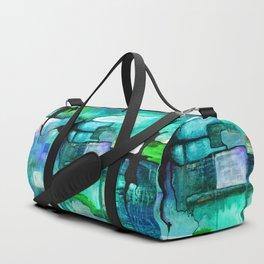 What Lies Beneath Duffle Bag