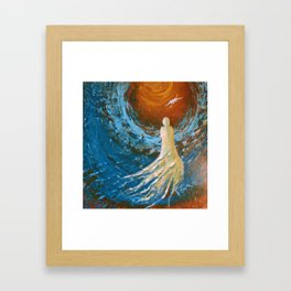 Pieces of the Universe Framed Art Print