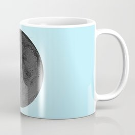 BLACK MOON + BLUE SKY Coffee Mug