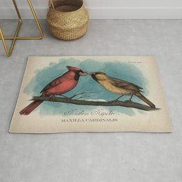 Northern Nitpicker - Maxilla Cardinalis Rug