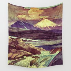 The Rising Fall Wall Tapestry
