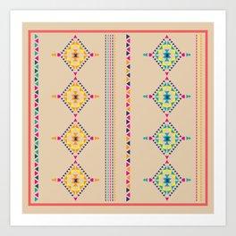 Ethnic Art Print