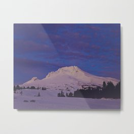 Mt. Hood, Oregon Metal Print