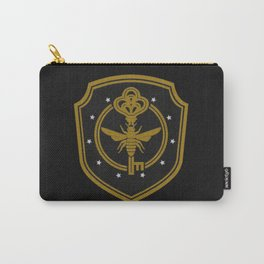 Brakebills embroidered patch - The Magicians Carry-All Pouch