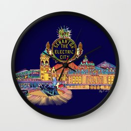 Scranton City 2 Wall Clock
