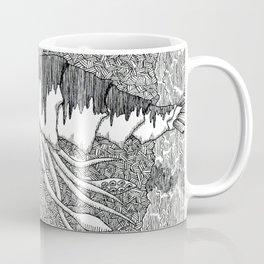 Kraken Shrimp Coffee Mug