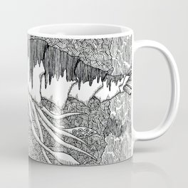 Kraken Shrimp Coffee Mug