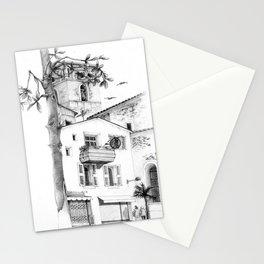 Architecture place à La Ciotat Stationery Cards