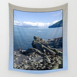THOMPSON POINT ON ORCAS ISLAND Wall Tapestry
