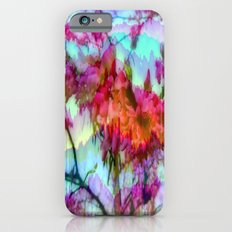 Flower chaos  iPhone 6s Slim Case