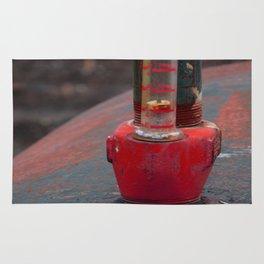 Oil Tank Gauge Rug