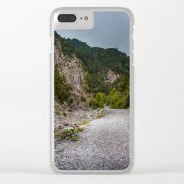 Zirl, Austria Clear iPhone Case