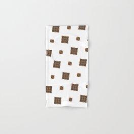 kaleidoscope modern elegant pattern background Hand & Bath Towel