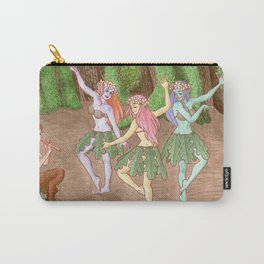 Dryads - Let's Dance Carry-All Pouch