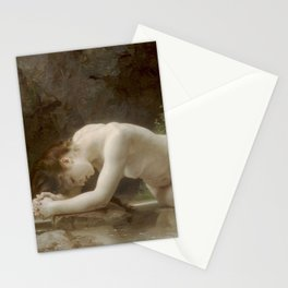 BIBLIS - WILLIAM-ADOLPHE BOUGUEREAU Stationery Cards