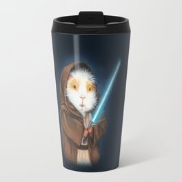 Jedi Guinea Pig Travel Mug