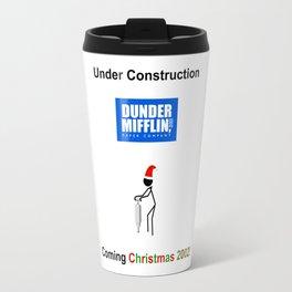 Dunder Mifflin Website - the Office Travel Mug