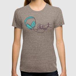 Music Withdrawal T-shirt