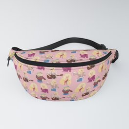 Here You Come Again Fanny Pack