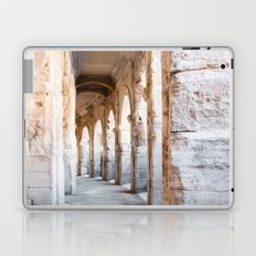 Roman Amphitheatre Arches in Arles. Laptop & iPad Skin