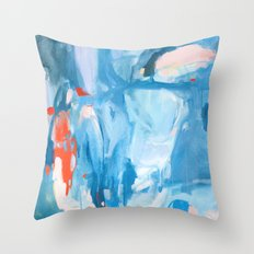 Cheers to Adventure Throw Pillow