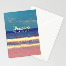 Paradise Stationery Cards