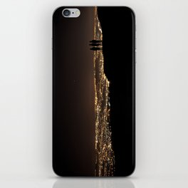 On The Edge iPhone Skin