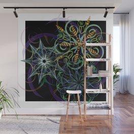 Pinwheels Wall Mural