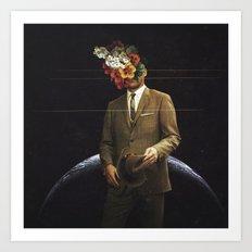 'Hyper Fiction' Art Print