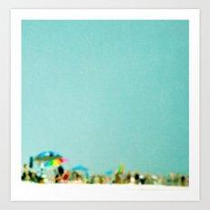 All Summer Long Art Print