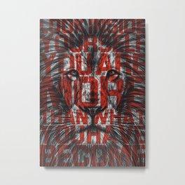 Believe In Your Self Metal Print