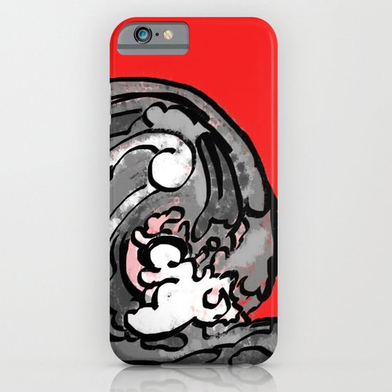 Smile and Wave  iPhone & iPod Case