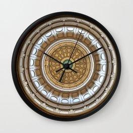 Texas Capitol Wall Clock