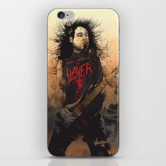 Tom Araya iPhone & iPod Skin