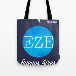 EZE Buenos Aires airport Tote Bag