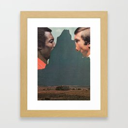 Improbable Framed Art Print