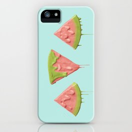 Meloncholy iPhone Case