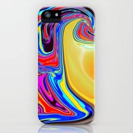Mind Flow iPhone Case