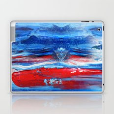 Learning at the Feet of the Keeper of Idylls Laptop & iPad Skin