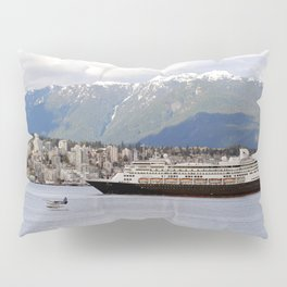 Vancouver Harbour - Canada Pillow Sham