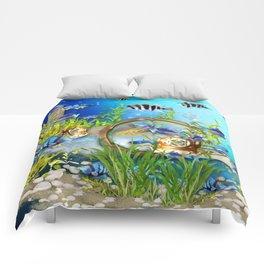 Unterwasserwelt Comforters